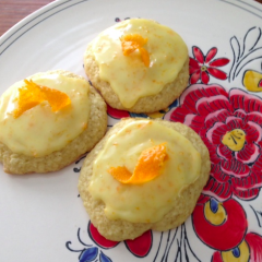Grandma's Sunshine Cookies
