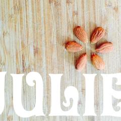 Julie's Apricot Almond Galette
