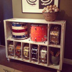 Lucy's dresser repurposed